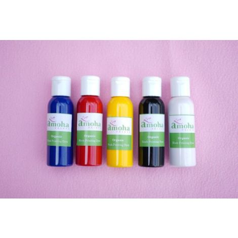Organic Colours for Block Printing