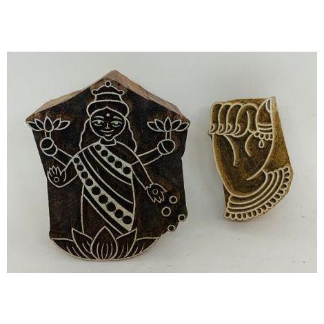 Lakshmi and Mudra