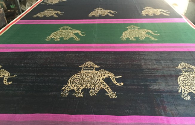 Block printing services in Bangalore, Amoha Prints